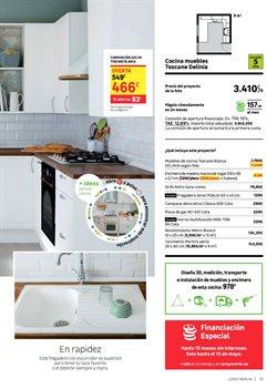 Ofertas de Muebles de cocina  en el folleto de Leroy Merlin en Molina de Segura