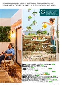 Ofertas de Mesa plegable  en el folleto de Leroy Merlin en Bilbao