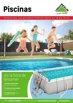Ofertas de Jardín y bricolaje  en el folleto de Leroy Merlin en Alicante