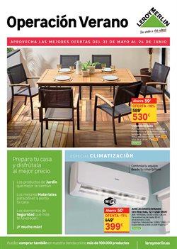 Ofertas de Aire acondicionado  en el folleto de Leroy Merlin en Las Rozas