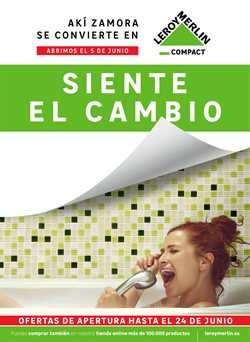 Ofertas de Jardín y bricolaje  en el folleto de Leroy Merlin en Zamora