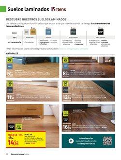 Ofertas de Suelos laminados  en el folleto de Leroy Merlin en Barcelona