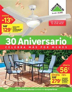 Ofertas de Leroy Merlin  en el folleto de Zaragoza