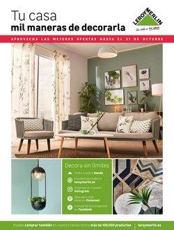 Ofertas de Jardín y bricolaje  en el folleto de Leroy Merlin en Ferrol