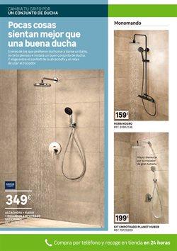 Ofertas de Conjunto de ducha en Leroy Merlin