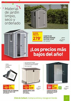 Ofertas de Willow en Leroy Merlin