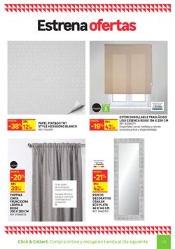 Ofertas de Papel de pared en Leroy Merlin