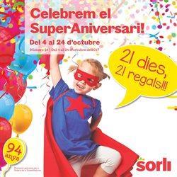 Ofertas de Sorli Discau  en el folleto de Barcelona