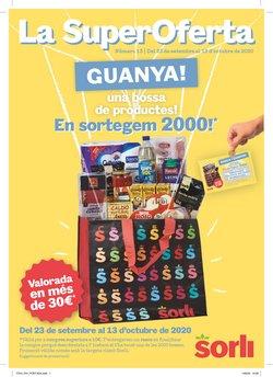Catálogo Sorli en L'Hospitalet de Llobregat ( 12 días más )
