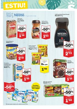 Ofertas de Nescafé en el catálogo de Sorli ( Caduca mañana)