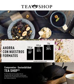 Ofertas de Tea Shop  en el folleto de Madrid