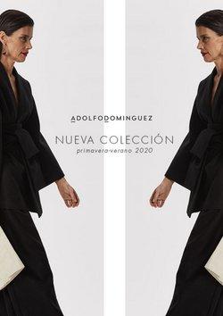 Ofertas de Adolfo Domínguez  en el folleto de Camargo