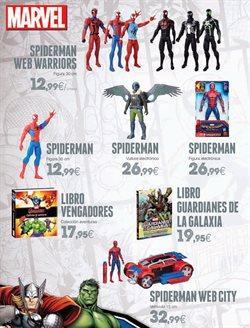 Ofertas de Spiderman  en el folleto de El Corte Inglés en Oviedo