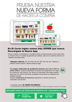 Ofertas de Agua  en el folleto de El Corte Inglés en Sanlúcar de Barrameda