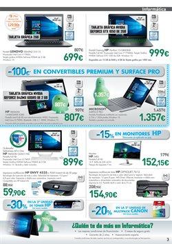 Ofertas de Impresora Epson  en el folleto de El Corte Inglés en Badajoz