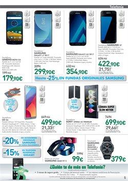 Ofertas de Alcatel One Touch  en el folleto de El Corte Inglés en Córdoba