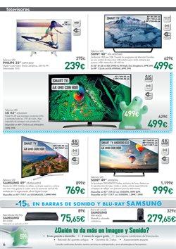 Ofertas de Televisores  en el folleto de El Corte Inglés en Málaga