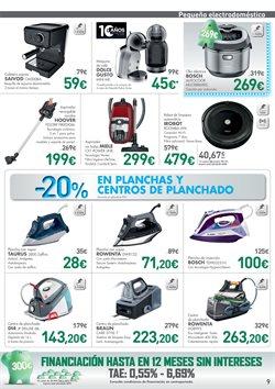Ofertas de SilverCrest  en el folleto de El Corte Inglés en Oviedo