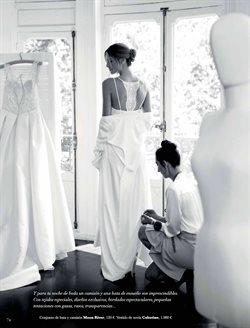 Ofertas de Vestidos de novia  en el folleto de El Corte Inglés en Bilbao