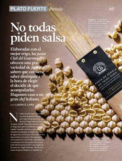 Ofertas de Espaguetis  en el folleto de El Corte Inglés en Zaragoza