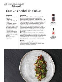 Ofertas de Alubias  en el folleto de El Corte Inglés en Madrid
