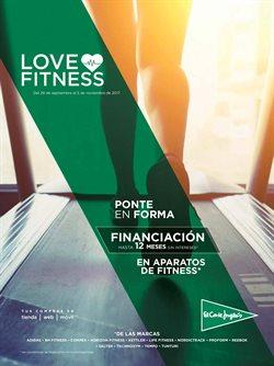 Ofertas de Deporte  en el folleto de El Corte Inglés en Pamplona