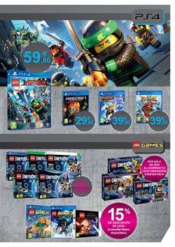 Ofertas de LEGO  en el folleto de El Corte Inglés en Las Palmas de Gran Canaria