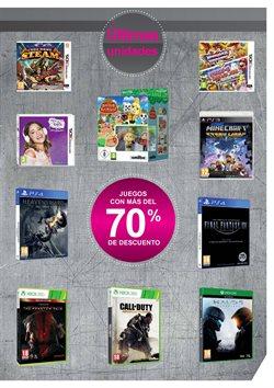 Ofertas de Juegos PlayStation  en el folleto de El Corte Inglés en Talavera de la Reina