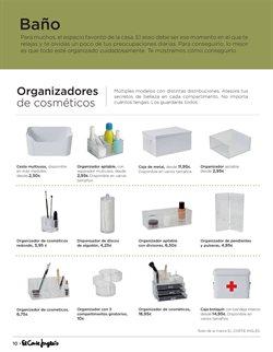 Ofertas de Cortina de baño  en el folleto de El Corte Inglés en Córdoba