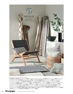 Ofertas de Muebles de jardín  en el folleto de El Corte Inglés en Madrid