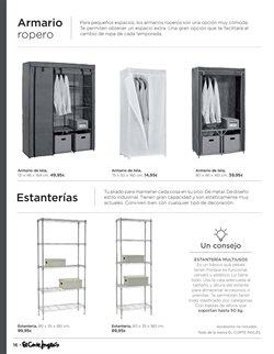 Ofertas de Estanterías  en el folleto de El Corte Inglés en Madrid