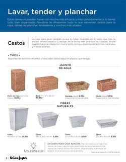Ofertas de Baúl  en el folleto de El Corte Inglés en Madrid