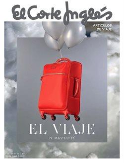 Ofertas de El Corte Inglés  en el folleto de Jaén