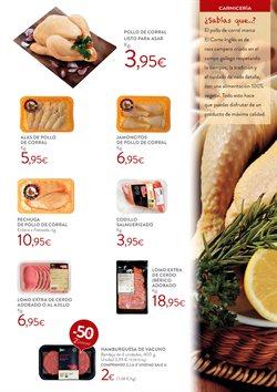 Ofertas de Carne de cerdo  en el folleto de El Corte Inglés en Madrid