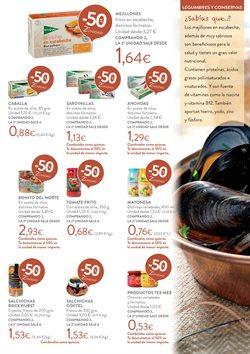 Ofertas de Salsas  en el folleto de El Corte Inglés en Zaragoza
