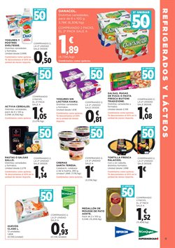 Ofertas de Huevos  en el folleto de El Corte Inglés en Zaragoza