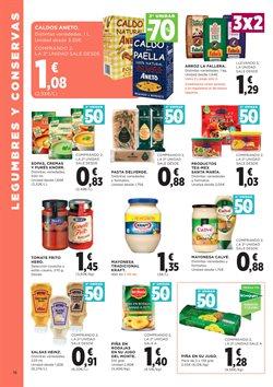 Ofertas de Comida mexicana  en el folleto de El Corte Inglés en Zaragoza