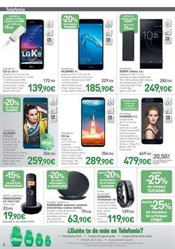 Ofertas de Smartphones  en el folleto de El Corte Inglés en Vigo