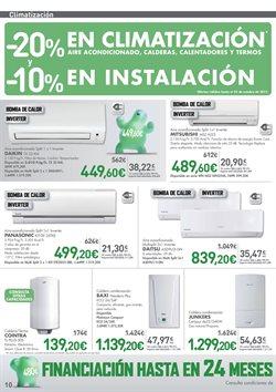Ofertas de Aire acondicionado  en el folleto de El Corte Inglés en Sanlúcar de Barrameda