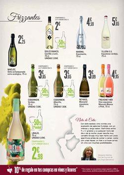 Ofertas de Vino  en el folleto de El Corte Inglés en Valencia