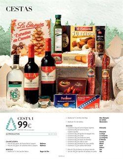 Ofertas de Cestas de Navidad  en el folleto de El Corte Inglés en Madrid
