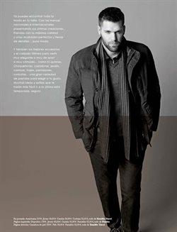 Ofertas de Cazadora hombre  en el folleto de El Corte Inglés en Madrid