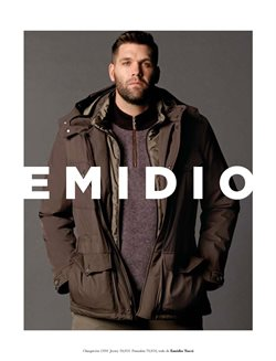Ofertas de Emidio Tucci  en el folleto de El Corte Inglés en Madrid