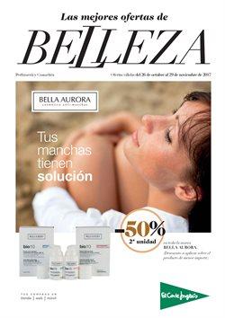 Ofertas de Perfumerías y belleza  en el folleto de El Corte Inglés en Madrid
