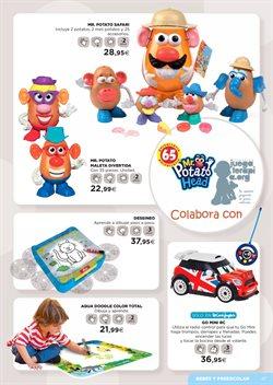 Ofertas de Mister Potato  en el folleto de El Corte Inglés en Madrid