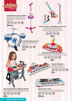 Ofertas de Instrumentos musicales  en el folleto de El Corte Inglés en Madrid