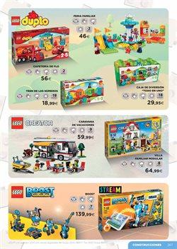 Ofertas de Juegos LEGO  en el folleto de El Corte Inglés en Madrid