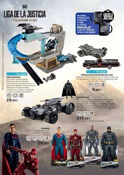 Ofertas de Batman  en el folleto de El Corte Inglés en Madrid