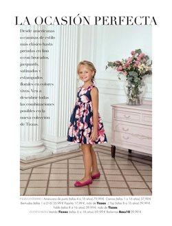 Ofertas de Vestidos niña  en el folleto de El Corte Inglés en Madrid