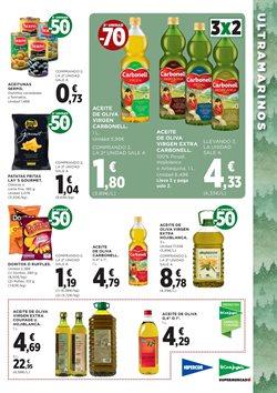 Ofertas de Aceite de oliva virgen extra  en el folleto de El Corte Inglés en Madrid